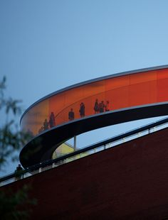 Olafur Eliasson, Your rainbow panorama Your rainbow panorama for ARoS Aarhus Kunstmuseum