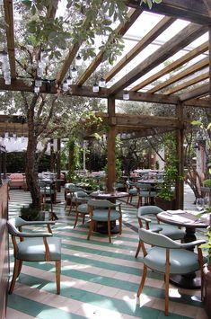 Chic in Miami: Cecconi's   Ellegant Home Design