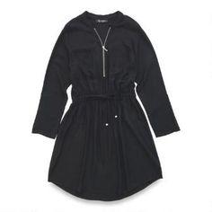 lily morgan Women's Solid Shirt Dress $22.00 Fashion Mode, Lily, Shirt Dress, Sewing, My Style, Shirts, Dresses, Gowns, Shirtdress