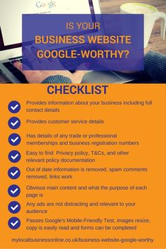 Is your local business website Google-worthy?