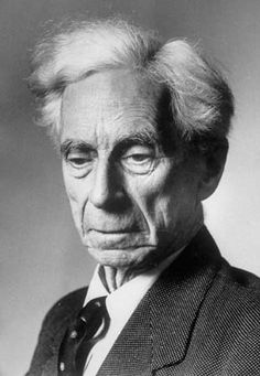 """One of the painful things about our time is that those who feel certainty are stupid, and those with any imagination and understanding are filled with doubt and indecision."" ~ Bertrand Russell (1951)"
