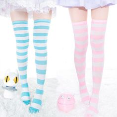 Over Knee High Socks,Paper with Dotted Text Design and Grungy Look Hearts and Lavender,60CM