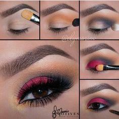 Motives Cosmetics Tutorial