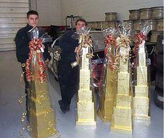 Mary Kay Holiday Gift Baskets | Christmas Tower for the twelve days of Christmas...