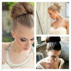 Peinados de boda a prueba de calor