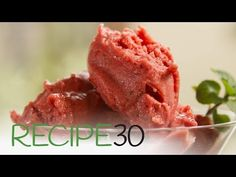 Non Dairy Fruit Icecream – Easy Meals with Video Recipes by Chef Joel Mielle – RECIPE30