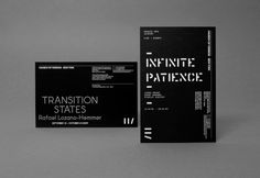 Marque / Haunch of Venison / Printed Matter / 2010