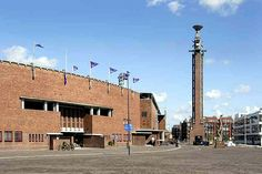 From Wikiwand: Olympic Stadium, Amsterdam (1928), designed by Jan Wils