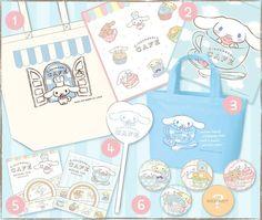 Cinnamoroll café souvenirs (⌒▽⌒) 渋谷パルコで開催中の「シナモロールカフェ」期間延長! | ニュース・イベント | サンリオ