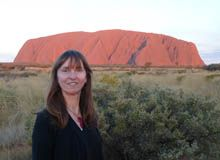 I Uluru Worth the Trip?  Read more at http://www.getinthehotspot.com/uluru-travel-activities/comment-page-1/#comment-125310
