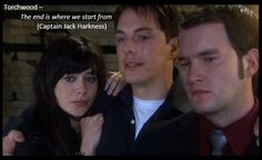 The end is where we start from - Jack Harkness