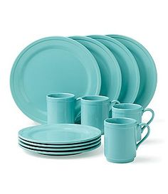 kate spade new york All in Good Taste Stoneware 12-Piece Dinnerware Set