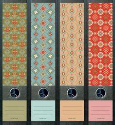 File Art AJ321 Design Etiketten Ordnerrückenschilder: Amazon.de: Bürobedarf & Schreibwaren
