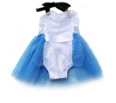 Onederland Alice in Wonderland Halloween Tutu Sparkle Romper! Only at Belle Threads! Baby and Toddler Halloween Costume #BelleThreadsPinterest @bellethreads