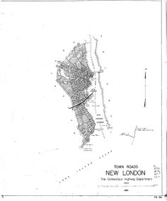 New London Road Map