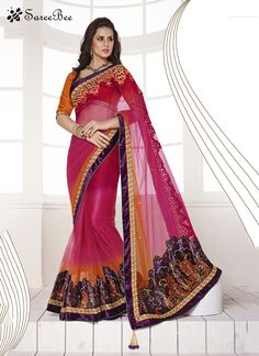 Invaluable Net Embroidered Work Classic Designer Saree  For More Information WhatsApp 7202080091 Or Visit www.SareeBe.com #red #designer #instagram #kurti #fashionista #makeup #delhi #outfitoftheday #women-fashion #myfirststory #model #indian #saree #ramadanmubarak #trendy #ethnic #picoftheday #menonroposo #roposolove #cool #firstpost #soroposo #summer-style #streetstyle #summer #newdp #beauty #traveldiaries #styles #youtuber