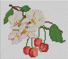 Cross Stitch Mania: Free Fruit Cross Stitch Charts