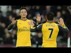 Arsenal can't sign anyone until sorting Alexis Sanchez and Mesut Ozil situation Laurens
