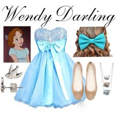 Wendy Moira Peter Pan