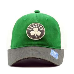 Official Licensed NBA Boston Celtics Basketball Flex Hat (S/M)