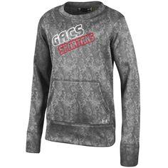 Under Armour girls patterned armour fleece crew sweatshirt in graphite  heather. Open letter GACS Spartans · Crew SweatshirtsCrew Neck ...