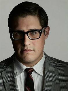 'Mad Men' actor Rich Sommer talked with us about Harry Crane's new style and Jon Hamm's directing skills.