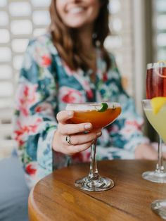The Ultimate Guide to a Girls Weekend In Austin, Texas! (Featured: South Congress Hotel and this Lion's Tail Whiskey Cocktail)