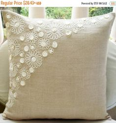 Lujo Crudo Los Casos De Cojín, Flor De La Perla Madre De Perlas Tema Floral Cubierta Cojines Cuadrado 45x45 cm Algodón - Elegance _____________________________________________________________________ Elegance El diseño ha sido concebido y creado , teniendo en cuenta los detalles más finos y necesita para decorar su hermosa morada. Es un complemento perfecto para mejorar su sala de estar, dormitorio, habitación u oficina. Prometo que dará un factor sorpresa para usted y sus invitados…