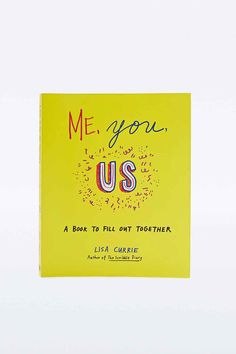 Me, You & Us Book