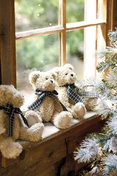 Idée déco & cadeau noël  2016/2017  boyds nicholas bears #christmas