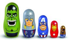 Marvel Avengers Nest