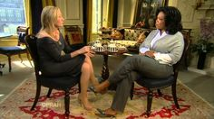 Oprah's 2010 interview with Jo. This is long - nearly 45 minutes, but SO good! (Also, I do like Oprah very much, but felt she was a bit…hmmm, what's the right word…pompous? Maybe. Just trying too hard, I guess. Anyway. Jo was fabulous! Good show, glad I watched it.) :)