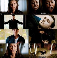 This scene kind of killed me. My poor Bonenzo. Also, wtf Stefan????
