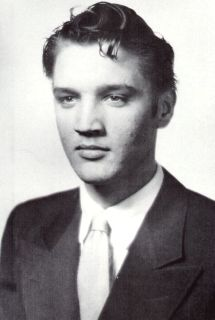 Elvis Presley School Photos Memphis & Mississippi