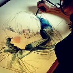 Paula Bonet-- this is beautiful
