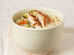Découvrez la recette Risotto au poulet sur cuisineactuelle.fr.