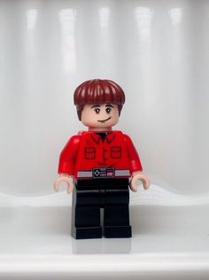 Big Bang Theory INSPIRED HOWARD WOLOWITZ MINIFIG