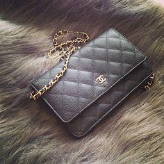 Chanel WOC #NicolePham #lovegrabwear #instagram