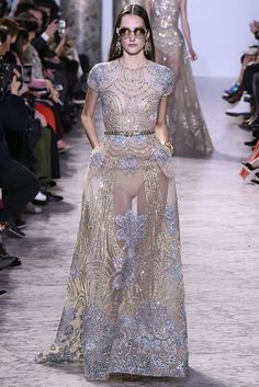 Elie Saab Spring 2017 Couture Collection - Fashion Unfiltered