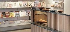 Monocle Zürich 2018, Café und Shop   MACH ARCHITEKTUR GMBH Kiosk, Monocle Cafe, Shops, Cafe Interior Design, Coffee Shop Design, Cafe Shop, Retail Design, Branding Design, Shopping