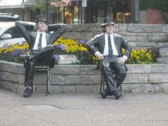 Elwood Statue Downtown Rock Island Illinois | Photography ...