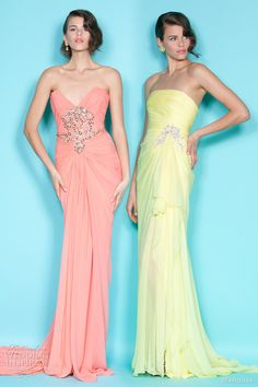 marchesa 2012 resort dresses