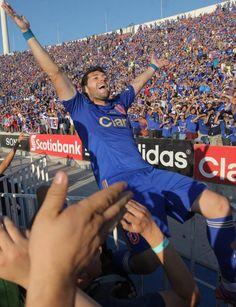 El gran capitán. Chile, Basketball Court, Club, Sports, Champs, University, Universe, Hs Sports, Chili
