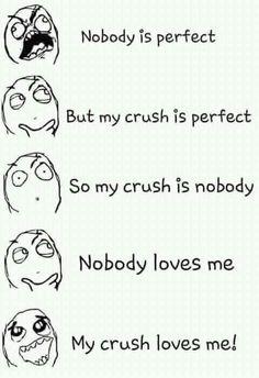 memes on crush funny * memes on crush ; memes on crush funny ; memes on crush in hindi Funny Crush Memes, Crush Humor, Crazy Funny Memes, Really Funny Memes, Stupid Funny Memes, Funny Relatable Memes, Funny Life, Random Funny Facts, Funny Friday Memes