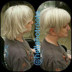 #beforeandafter #haircut