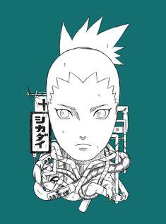 Comic Naruto, Naruto Funny, Naruto Shippuden Sasuke, Naruto Art, Anime Naruto, Manga Anime, Wallpaper Naruto Shippuden, Naruto Wallpaper, Shikadai