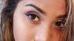 Plum & Gold Makeup Tutorial  ft. Carli Bybel Palette |MazRawrs