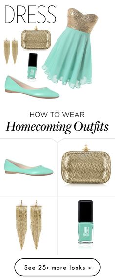 """""""Dress your best"""" by lhendri517 on Polyvore featuring Vivienne Westwood, Jin Soon and Kenneth Jay Lane"""
