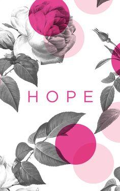 October Breast Cancer Awareness Phone and Desktop wallpapers by May Designs. #breastcancerawareness #bca #thinkpink