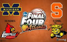 Recreation/Travel.  Google Search.  I would like to go to the Final Four someday.